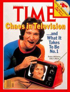 How Robin Williams Went From Unknown To Star in 5 Months | TIME, March 12, 1979