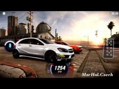 MERCEDES-BENZ A 45 AMG - CSR RACING 2 - ANDROID , iOS GAMEPLAY HD VIDEO ...