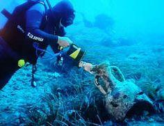 Diver Baska island Krk Croatia www.casademar.com