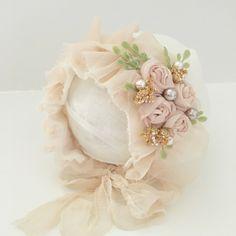 Image of Elsie Newborn Bonnet