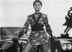 Jeannie Bell as TNT JACKSON - 1974