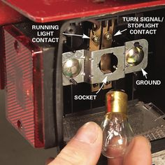 Trailer lights not working? Here's how to diagnose and fix utility and/or boat trailer wiring issues. Get your trailer hitch lights up and running again fast! Boat Trailer Lights, Trailer Light Wiring, Trailer Wiring Diagram, Hauling Trailers, Tiny Trailers, Trailer Plans, Trailer Build, Boat Wiring, Aluminum Fishing Boats
