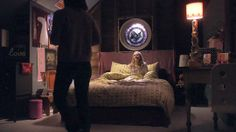 Lux Cassidy's room in Life Unexpected. If I ever lived in an attic, I would want it to look exactly like this. Life Unexpected, Attic Rooms, Girls Bedroom, Bedroom Ideas, Bedrooms, Bedroom Apartment, Apartment Therapy, Aesthetic Bedroom, Dream Rooms