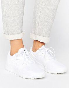 Asics Mesh Gel-Lyte Komachi Sneakers In White - White
