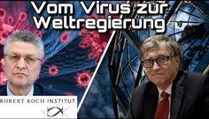 """Covid-19: Wird es eine """"Gesundheits-Weltregierung"""" geben? (Video) Bill Gates, Conspiracy Theories, Change The World, You Changed, Wake Up, Videos, Youtube, Thats Not My, Movies"""