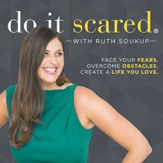 Download past episodes or subscribe to future episodes of Do It Scared® with Ruth Soukup by Ruth Soukup for free.