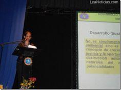 """UDO Sucre: """"Desarrollo sustentable e ingeniería ¿Crisis o Sobrevivencia del Planeta?"""" - http://www.leanoticias.com/2012/11/13/udo-sucre-desarrollo-sustentable-e-ingenieria-crisis-o-sobrevivencia-del-planeta/"""