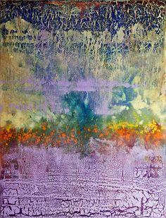 "Saatchi Online Artist: Frank Cappello; Acrylic, 2012, Painting ""Crackcloud"""
