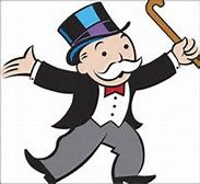 picture of monopoly banker - Bing images