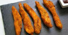 Los fingers de pollo del Foster's Hollywood llevan un adobo que los hace irresistibles y que parece que ha descubierto COCINERO DIARIO para prepararlos en casa. ¡Toma nota!