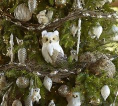 woodland creatures christmas tree - Yahoo Image Search Results