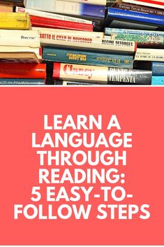 My guest post on Fluent in Three Months: Learn a Language Through Reading German Language Learning, Language Study, Learn A New Language, Spanish Language, Foreign Language, Japanese Language, Learning Languages Tips, Ways Of Learning, Learning Italian