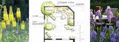 Gartenplanung und Gartengestaltung Renate Waas: Mediterraner Garten