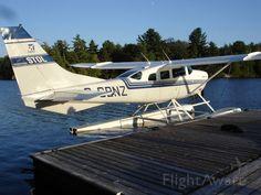 FlightAware ✈ Photo of Cessna 206 Stationair (C-GBNZ)