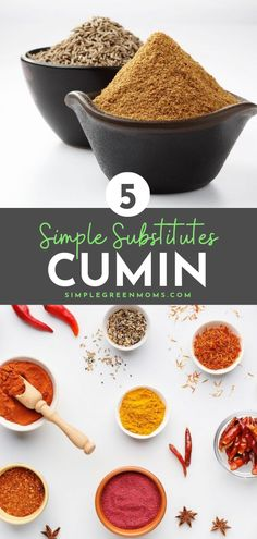 Looking for the best cumin substitute for your recipe? Discover the top 5 we LOVE when you're out of cumin or HATE the taste. Gourmet Recipes, Crockpot Recipes, Dessert Recipes, Gourmet Foods, Lunch Recipes, Dinner Recipes, Healthy Recipes, Indian Dishes, Mexican Dishes