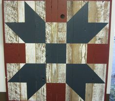 """3' x 3' Barn Quilt """"Father's Choice"""""""
