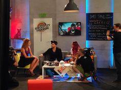 Warner Music Poland Adam Lambert tomorrow at EskaMusicAwards in Szczecin, and now in Eska TV