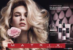 Matrix Oil Wonders Volume Rose. Matrix Oil Wonders, Rose Oil, Hello Gorgeous, Fine Hair, Lipstick, Hair Styles, Hair Products, Giveaways, Beauty