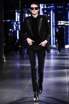 Saint Laurent Menswear Fall Winter 2015 Paris