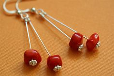Cherries Reinterpreted Earrings