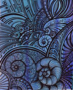 Blueness1 by *Artwyrd on deviantART
