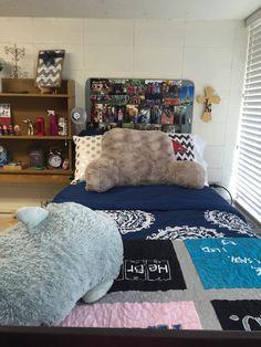 My Bed In Yocum Hall University Of Arkansas