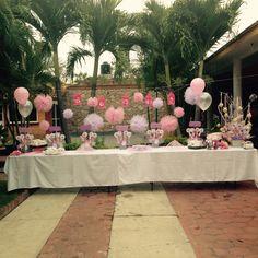 Mesa de dulces Baby shower  #BbElefante #Sofy