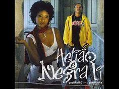 """Helião e Negra li """"Guerreiro, Guerreira"""" Álbum Completo [ 2004 ]"""