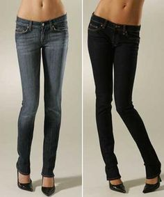 Low waisted skinny  jeans