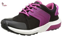 Geox Maisie B, Sneakers Basses Fille, Gris (C1006), 31 EU