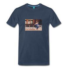 T-shirt fotografia bambino - Maglietta Premium da uomo
