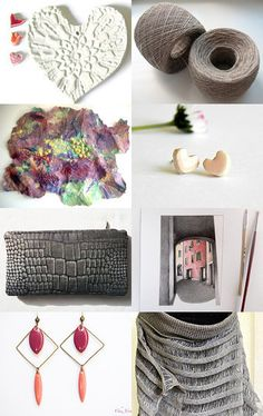 Isn't It Romantic by Heather on Etsy--Pinned with TreasuryPin.com