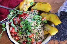winter millet salad | recipes | Pinterest | Salads, Winter and ...