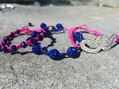 Shambal stackable bracelets