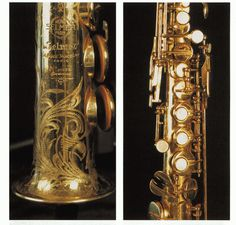 John Coltrane's Selmer Soprano Saxophone made in Paris 1962