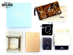 Luxor Box December 2015 Special Edition Box Review – What's Up Mailbox