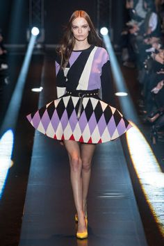 MMD FW 2014/15 – Fausto Puglisi. See all fashion show on: http://www.bmmag.it/sfilate/mmd-fw-201415-fausto-puglisi/ #fall #winter #FW #catwalk #fashionshow #womansfashion #woman #fashion #style #look #collection #MMDFW #faustopuglisi