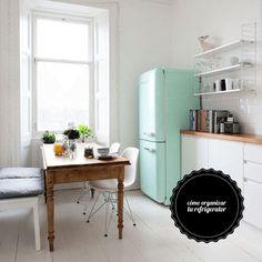 Estilo de vida: Cómo organizar el Refrigerador