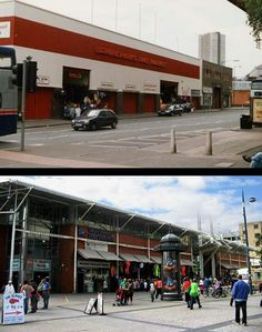 Rag Market, then and now