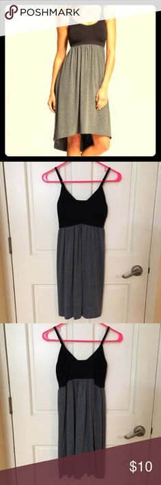 Simple color block dress! Comfortable dress, bra like top (no wire). It's actually sleep wear, but I purchased it when I was pregnant for comfort and wore it as a dress! Gilligan & O'Malley Dresses