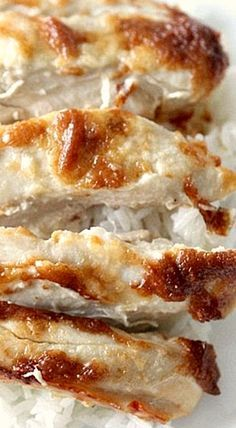 """Oh My Gosh This Is So Good"""" Chicken - parm, mayo and a little ..."""