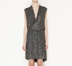 Black And Silver Dress / by Diane von Furstenberg