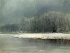 Alexei+Savrasov+-+Winter+Landscape%2C+Rime.jpg 1000×764 pixels