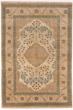 Add that special decorative touch to your living space with the earth tones on this hand made Indian rug. Cheap Large Rugs, Teal Rug, Affordable Rugs, Classic Rugs, Eclectic Rugs, Indian Rugs, Patterned Carpet, Weaving Art, Home Rugs