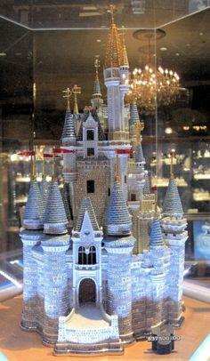 Disney's crystal arts shop at the magic kingdom