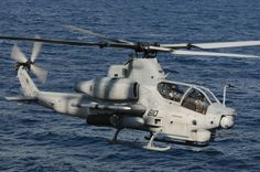 Cobra Attack Helicopter.  You see these paired up over the California deserts.