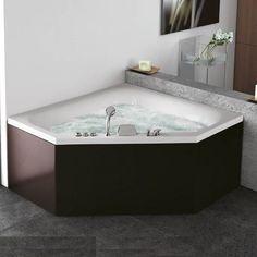 Giorgio Miskaki Kos Μοντέρνα Γωνιακή Μπανιέρα Δυο Ατόμων σε 3 Διαστάσεις - FLOBALI #ΜΠΑΝΙΟ #Μπανιέρες #bath #bathtub #bathtubs #bathtubdesign #bathdesign #bathdecor #bathdesigns #bathdesigner #bathdesignideas #design #designs #designbathroom