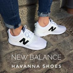 85d4649dc60c New Balance sneakers. Sporty sko med et mode twist. Havanna Shoes.