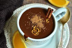 Karácsonyi narancsos forró csoki: pikk-pakk elkészül, és nagyon krémes - Recept | Femina