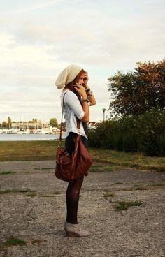 big purses make you look smaller
